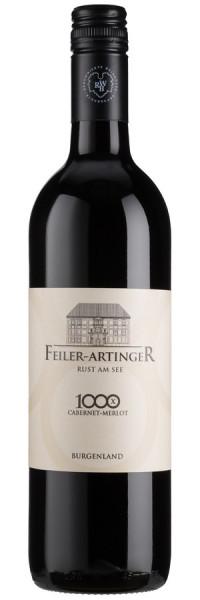 1000x Cabernet - Merlot - 2013 - Feiler-Artinger - Rotwein