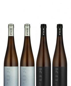 4er-Paket Trapl Pur Silver & Gold -   - Weinpakete
