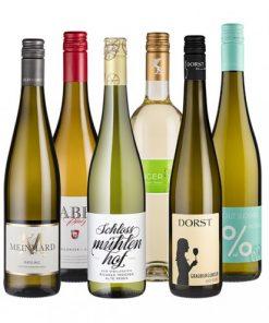 6er-Paket Deutsche Rebsortenvielfalt II -   - Weinpakete