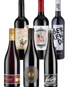 6er-Paket Entdeckerpaket Rotwein -   - Weinpakete