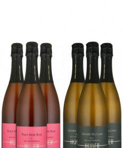 6er-Paket Markus Huber Winzersekt -   - Weinpakete