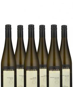 6er-Paket Markus Hubers Weiße Vielfalt -   - Weinpakete