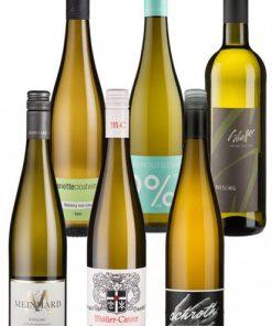 6er-Paket Riesling Helden -   - Weinpakete