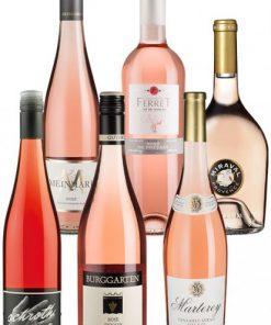 6er-Paket Rosé Entdeckungen -   - Weinpakete