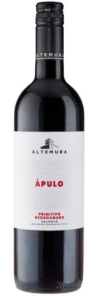 Apulo Rosso Salento - 2016 - Masseria Altemura - Rotwein