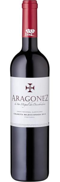 Aragonez de São Miguel dos Descobridores - 2014 - Herdade de São Miguel - Rotwein