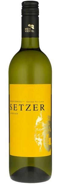 Ausstich Grüner Veltliner Weinviertel - 2016 - Setzer - Weißwein
