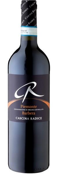 Barbera Piemonte - 2015 - Cascina Radice - Rotwein