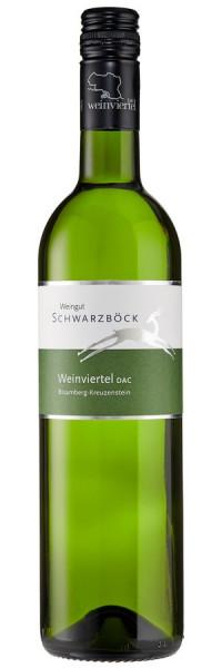 Bisamberg-Kreuzenstein Weinviertel - 2016 - Schwarzböck - Weißwein