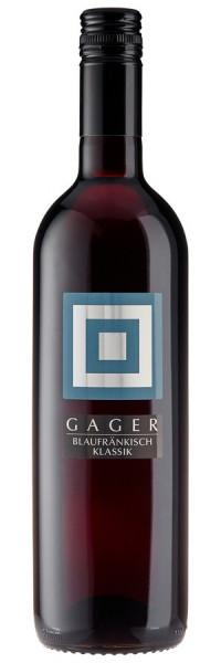 Blaufränkisch Klassik - 2013 - Gager - Rotwein