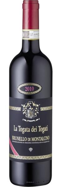 """Brunello di Montalcino """"Togata dei Togati"""" - 2010 - Tenuta Carlina - Rotwein"""