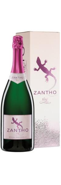 Brut Rosé im Geschenkkarton - ZANTHO - Prickelndes