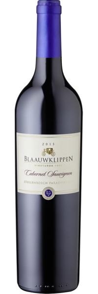 Cabernet Sauvignon Paradyskloof Stellenbosch - 2013 - Blaauwklippen - Rotwein