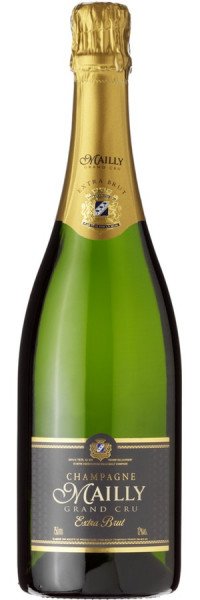Champagner Extra Brut - Mailly Grand Cru - Prickelndes