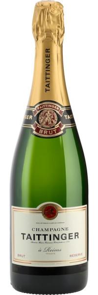 Champagner Taittinger Brut Reserve - Maison Taittinger - Prickelndes