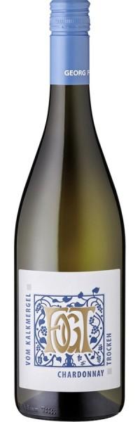 Chardonnay trocken vom Kalkmergel - 2016 - Fogt - Weißwein
