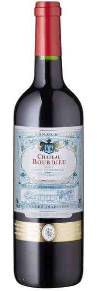 Château Bourdieu - 2014 - Château Bourdieu - Rotwein