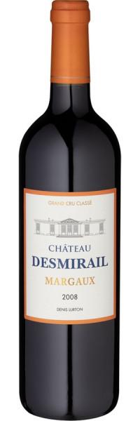 Château Desmirail Grand Cru Classé Margaux - 2008 - Château Desmirail - Rotwein