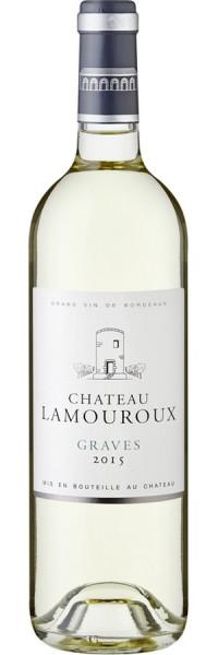 Château Lamouroux Blanc - 2015 - Château Lamouroux - Weißwein