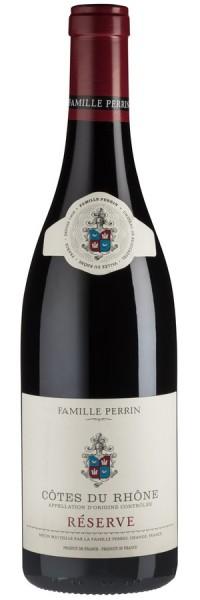 Côtes du Rhône Réserve - 2015 - Famille Perrin - Rotwein