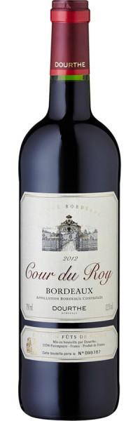 Cour du Roy Bordeaux - 2014 - Dourthe - Rotwein