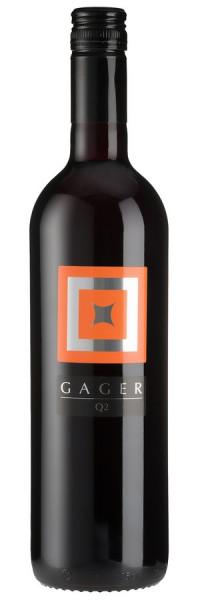 Cuvee Q2 - 2014 - Gager - Rotwein