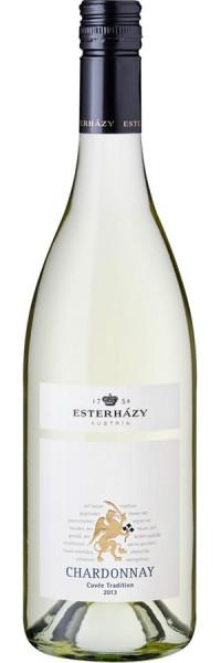 Cuvée Tradition Chardonnay trocken - 2015 - Esterházy - Weißwein