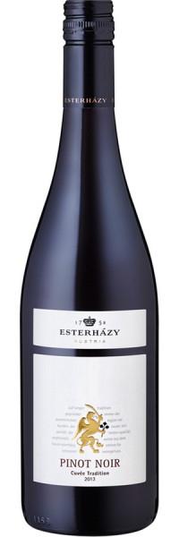 Cuveé Tradition Pinot Noir - 2014 - Esterházy - Rotwein
