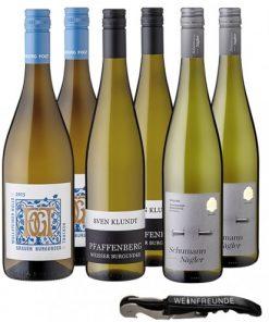 Deutsche Spitzenweißweine - 6er Paket -   - Campaign Bundles
