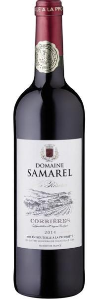 Domaine Samarel Corbières La Réserve - 2014 - Vignerons de Cascastel - Rotwein