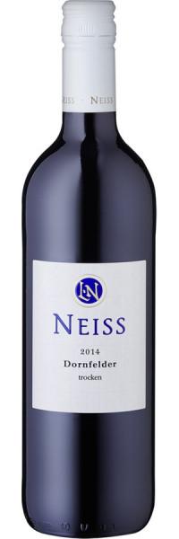 Dornfelder trocken - 2014 - Neiss - Rotwein