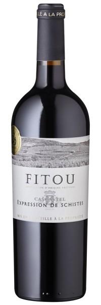 "Fitou ""Expression de Schistes"" - 2014 - Vignerons de Cascastel - Rotwein"