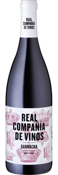 Garnacha - 2015 - Real Compañía de Vinos - Rotwein