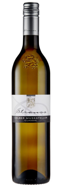 Gelber Muskateller Classic - 2016 - Strauss Gamlitz - Weißwein