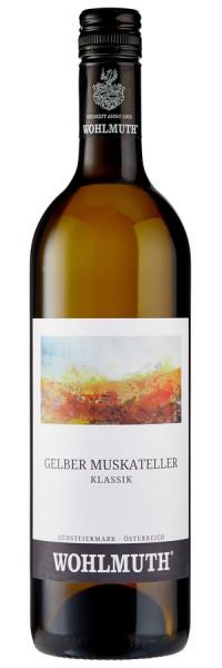 Gelber Muskateller Klassik - 2016 - Wohlmuth - Weißwein