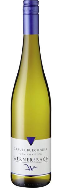 Grauer Burgunder - 2015 - Wernersbach - Weißwein