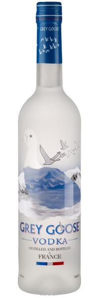 Grey Goose Vodka -   - Brand / Geist