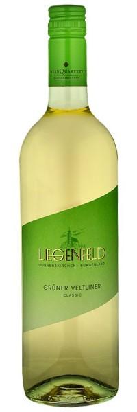 Grüner Veltliner Classic - 2016 - Liegenfeld - Weißwein