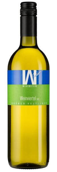 Grüner Veltliner DAC - 2015 - Weinkellerei Wegenstein - Weißwein