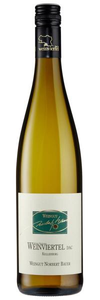 Grüner Veltliner Kellerberg Weinviertel - 2016 - Norbert Bauer - Weißwein