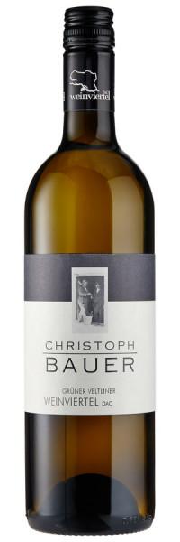 Grüner Veltliner Weinviertel - 2016 - Christoph Bauer - Weißwein