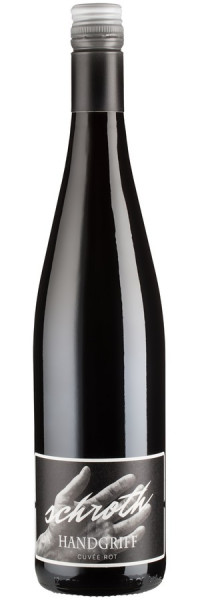 Handgriff Cuvée Rot - Schroth - Rotwein