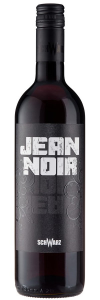 Jean Noir - 2013 - Schwarz - Rotwein