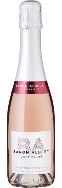 L'Enchanteresse Champagner Brut Rosé (0