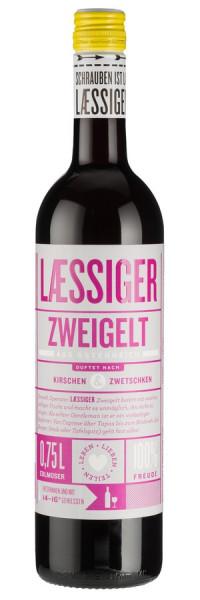 Laessiger Zweigelt - 2014 - Edlmoser - Rotwein