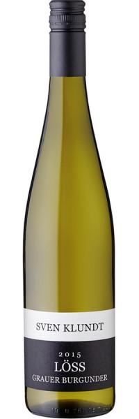 Löss Grauer Burgunder trocken - 2015 - Klundt - Weißwein