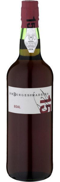 Madeira Old Reserve Boal - 15 years - H. M. Borges Sucrs. - Weißwein
