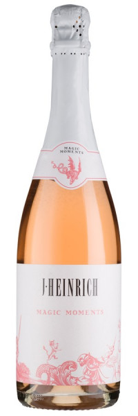 Magic Moments Rosé Sekt Brut - J Heinrich - Roséwein