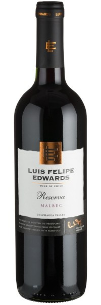 Malbec Reserva - 2016 - Luis Felipe Edwards - Rotwein