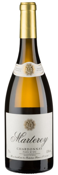 Marterey Chardonnay - 2016 - Les Producteurs Réunis - Weißwein